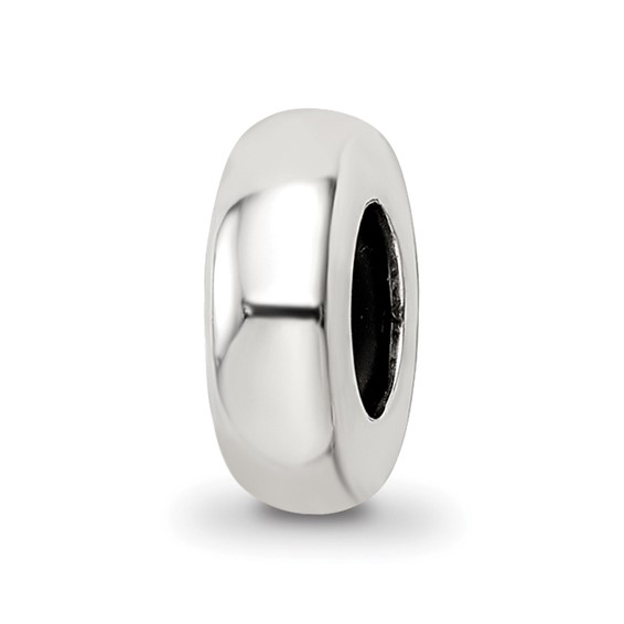 Sterling Silver Stopper Spacer Bead