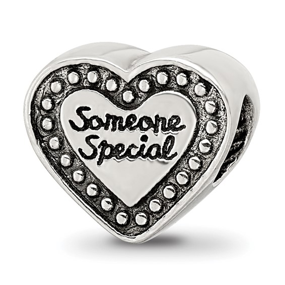 Sterling Silver Reflections Someone Special Bead