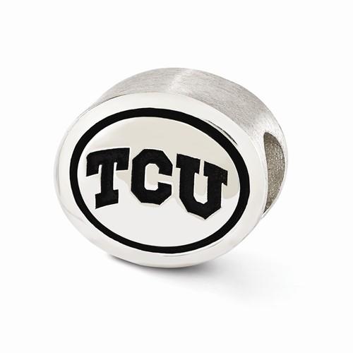Texas Christian University Bead