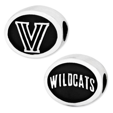 University of Villanova Wildcats Bead