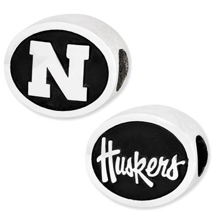 University of Nebraska Cornhuskers Bead