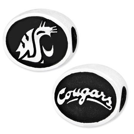 Washington State University Cougars Bead