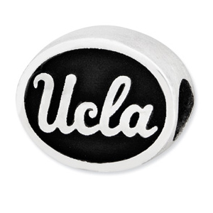 Sterling Silver UCLA Bruins Bead