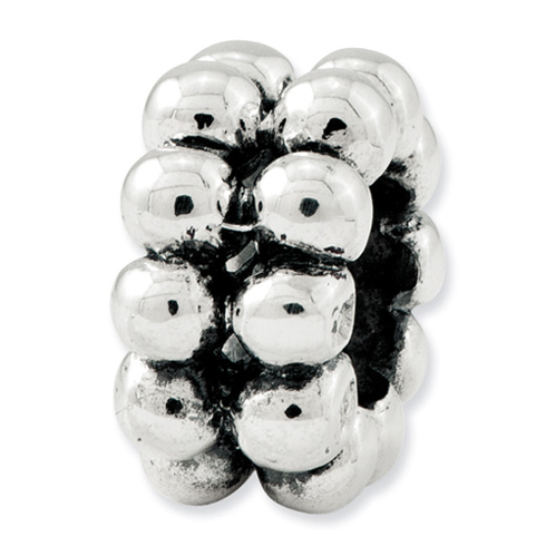 Sterling Silver Reflections Bali Beaded Bead