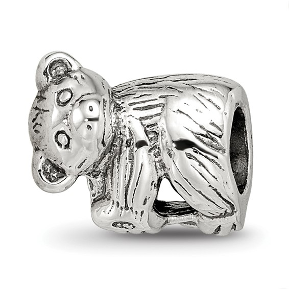 Sterling Silver Reflections Baby Bear Bead