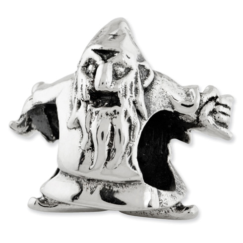 Sterling Silver Reflections Wizard Bead