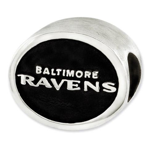 Baltimore Ravens Bead