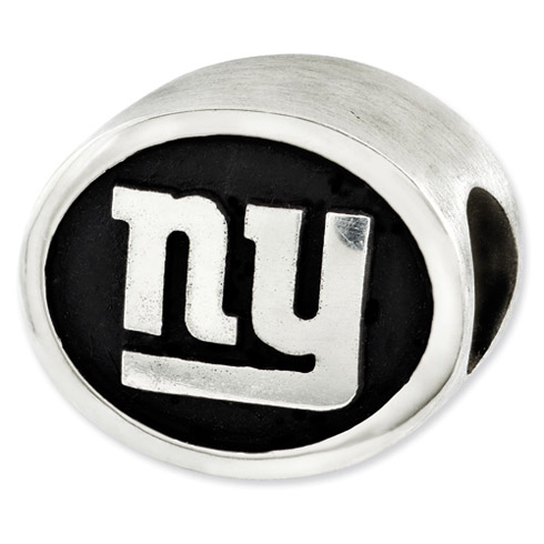 New York Giants Bead