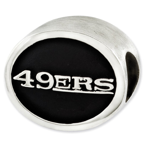 San Francisco 49ers Bead