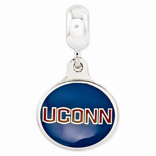 University of Connecticut Dangle Bead