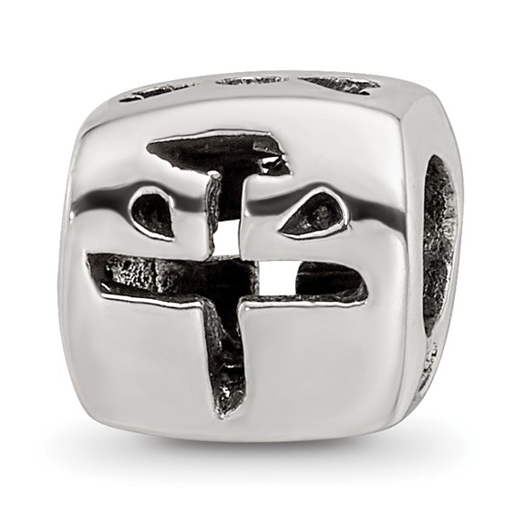Sterling Silver Reflections Chinese Peace Bead