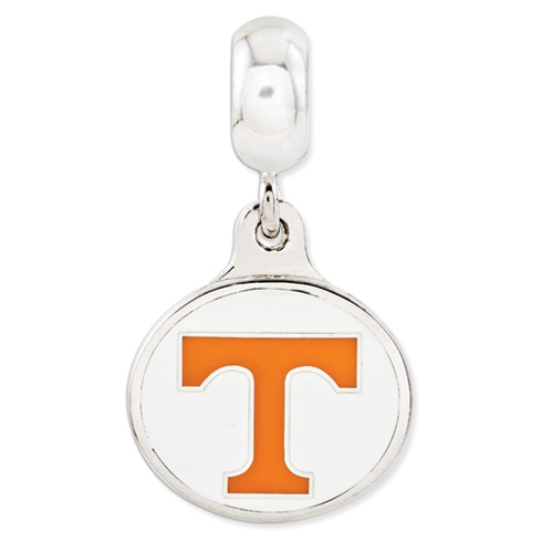 University of Tennessee Dangle Bead