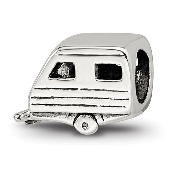 Sterling Silver Reflections Trailer Bead