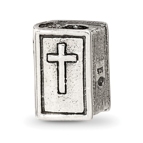 Sterling Silver Reflections Bible Bead