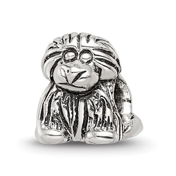 Sterling Silver Reflections Kids Puppy Bead