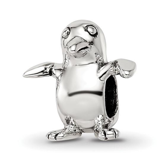 Sterling Silver Reflections Kids Bird Bead