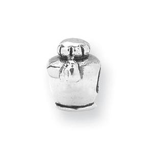 Sterling Silver Reflections Kids Perfume Bottle Bead