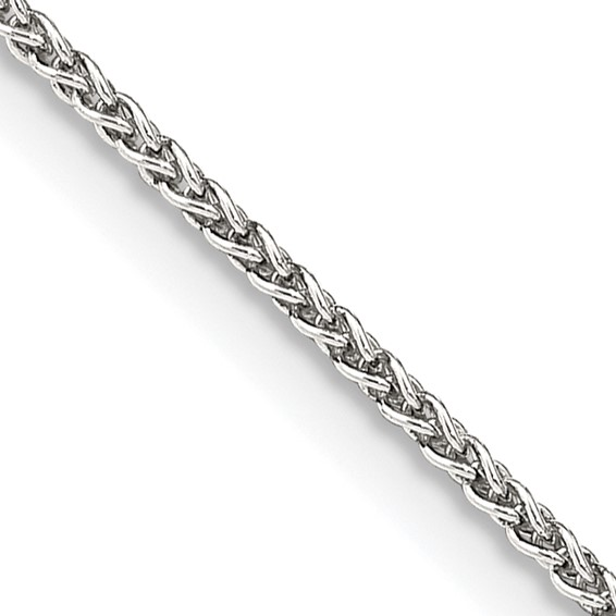 18in Spiga Chain 1.75mm - Sterling Silver