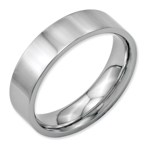 6mm Stainless Steel Flat Ring