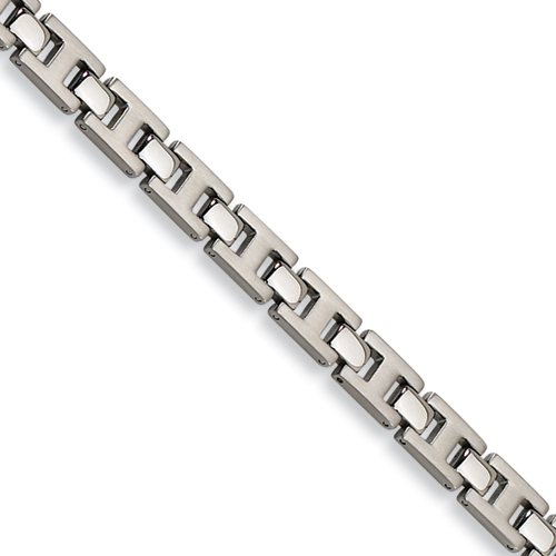 Stainless Steel Bracelet 8.5in