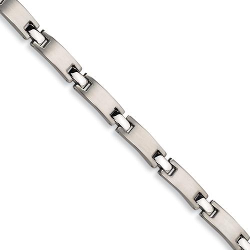 Stainless Steel Bracelet 8.5in