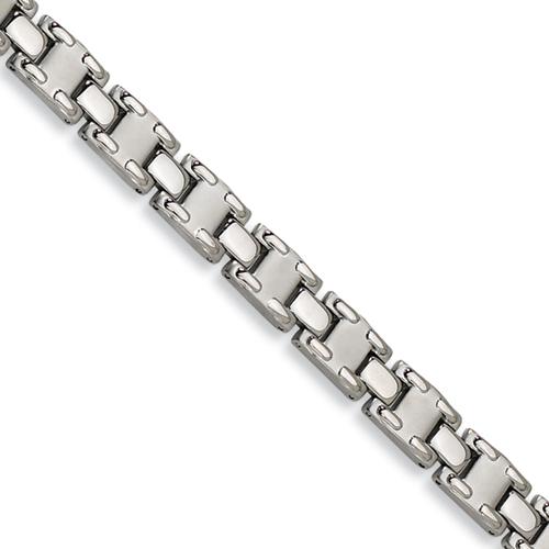 Stainless Steel Bracelet 8.75in