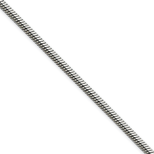 Stainless Steel 18in Snake Chain 2.0mm