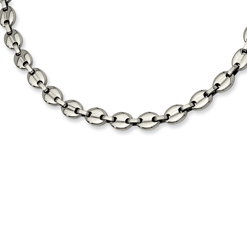 Stainless Steel Necklace 18in - Clearance