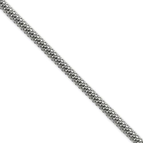 30in Stainless Steel Bismark Chain 3.2mm