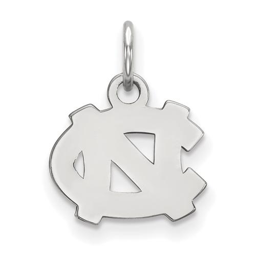 Sterling Silver 3/8in University of North Carolina Greensboro Pendant