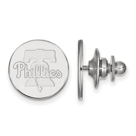 Sterling Silver Philadelphia Phillies Cuff Links