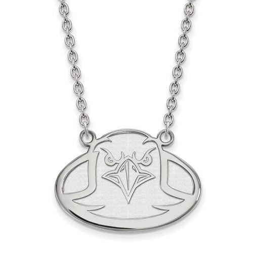 Sterling Silver Boston College Eagle Necklace