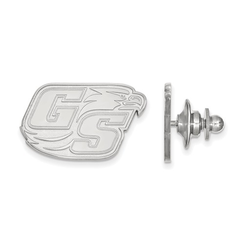 Sterling Silver Georgia Southern University Lapel Pin