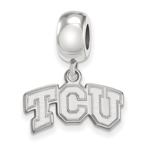 Sterling Silver TCU Extra Small Dangle Bead