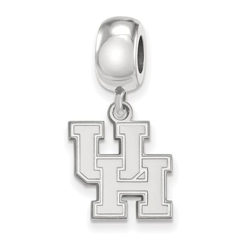 Sterling Silver University of Houston Dangle Bead Charm