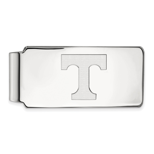 Sterling Silver University of Tennessee Money Clip