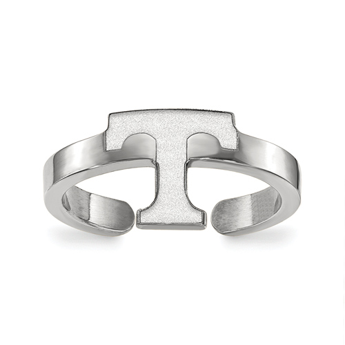 Sterling Silver University of Tennessee Toe Ring