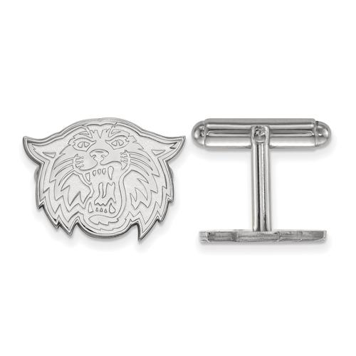 Villanova University Cuff Links Sterling Silver