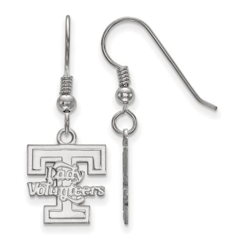 Sterling Silver Lady Volunteers Dangle Wire Earrings