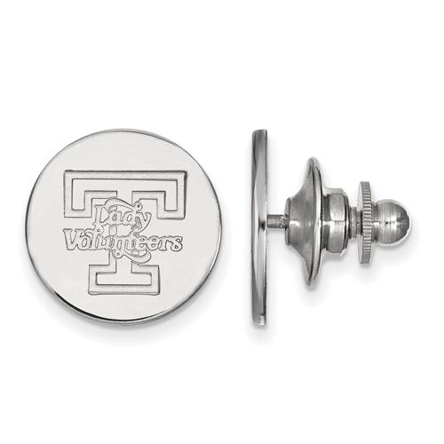 Sterling Silver Lady Volunteers Lapel Pin