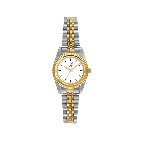University of Alabama Ladies' Pro Two-tone Stainless Steel Watch