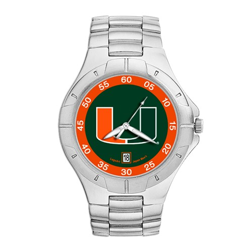 University of Miami Men's Pro II Watch