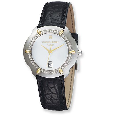 Mens Charles Hubert Watch No. 18302D-W