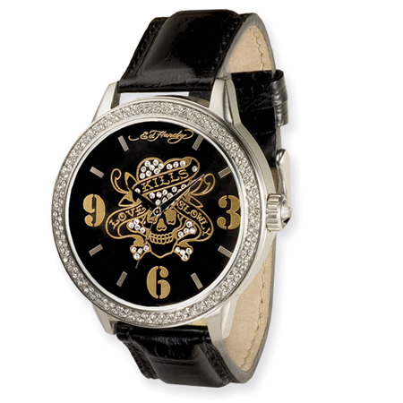 Ed Hardy Apollo Watch - Love Kills Slowly