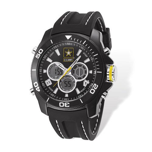 Wrist Armor US Army C29 Digital Chronograph Watch Black Dial