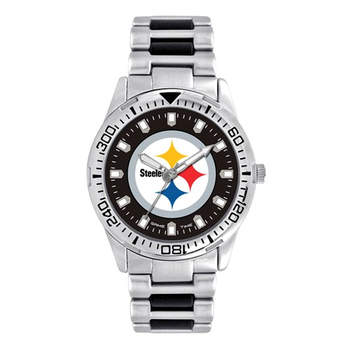 Game Time Pittsburgh Steelers Heavy Hitter Watch