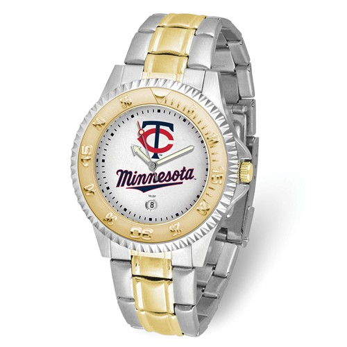 Game Time Minnesota Twins Competitor Watch