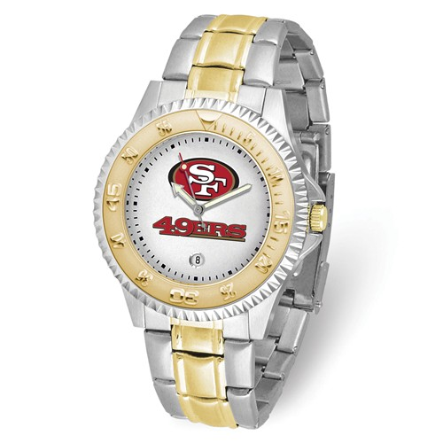 Game Time San Francisco 49ers Competitor Watch