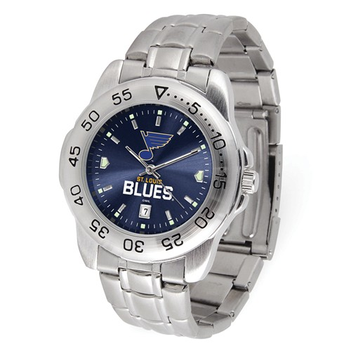 Game Time Montreal Canadiens Sport Steel Watch