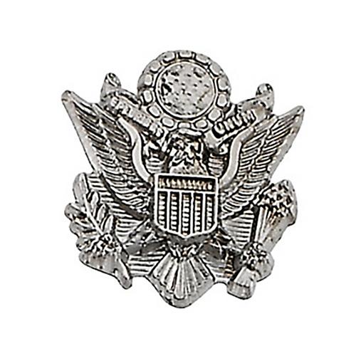 14k White Gold U.S. Army Lapel Pin